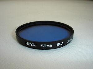 Hoya-55mm-80A-blue-color-Filter-only-001736