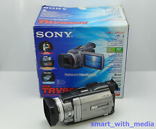 SONY HANDYCAM DCR-TRV950E CAMCORDER BOXED 3CCD MINI DV DIGITAL TAPE SEMI PRO