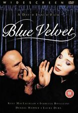 Blue Velvet Two-Disc Special Edition Isabella Rossellini, Kyle Brand New DVD]