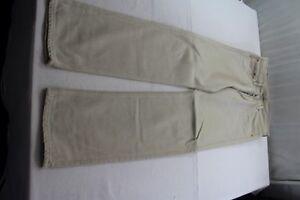 J0731-Levi-s-501-Jeans-W33-L34-Beige-Sehr-gut