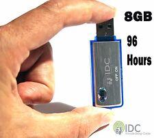 Secret Hidden Audio Dictaphone Flash USB Drive Pen - Room Bug Listening Device