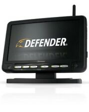 "Defender PhoenixM2 Digital Wireless 7"" Monitor DVR Security System w Memory Card"