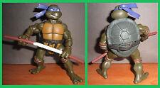 Action Figure DONATELLO Ninja Turtles Tartarughe Tortugas Don TMNT + Weapon Arma