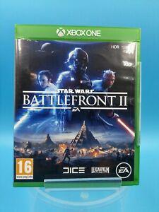 jeu video microsoft xbox one star wars battlefront II