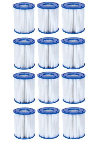 Bestway Pool Filter Filterkartusche Gr 1236 Größe und Menge wählbar