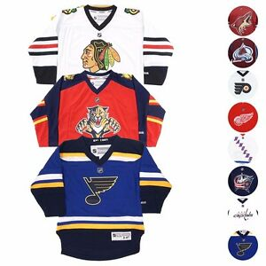 NHL-Official-REEBOK-Replica-Player-Jersey-Collection-Toddler-SZ-2T-4T