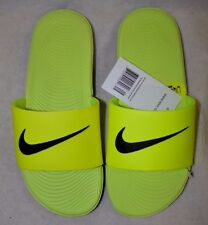 c9f3ea9011d2 item 5 Nike Boys Kawa Volt Black Slide Sandal (GS PS)-Size 11 12 13 1 2 NWB  819352-700 -Nike Boys Kawa Volt Black Slide Sandal (GS PS)-Size  11 12 13 1 2 NWB ...
