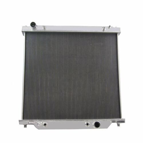 Radiator For Ford F250 F350 F450 F550 Powerstroke Excrusion 6.8 7.3 V8 V10 99-05