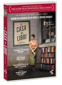 LA-CASA-DEI-LIBRI-DVD-DRAMMATICO