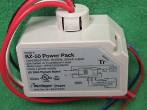 Details about THE WATT STOPPER® BZ-50 SENSOR POWER PACK SUPPLY RELAY on