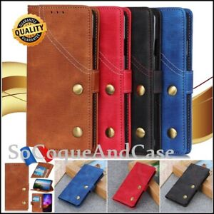 Etui-coque-housse-Cloth-Jean-Cuir-PU-Leather-case-cover-Sony-Xperia-1-10-10