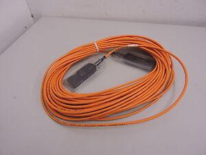 Siecor-FDDI-Fiber-cable-Escon-connectors-22m-p-n-038000418