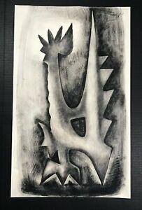 Serigraph by Armando Adolfo Fernández Rodriguez. Untitled. Original Signed.