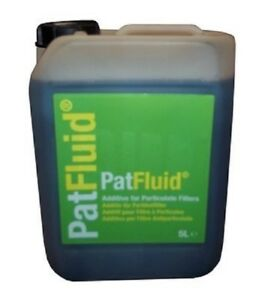 Image Is Loading Eolys 5l Pat Fluid Dpf Additive 5 Litre