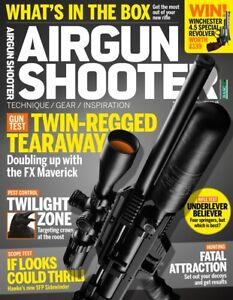 AIRGUN-SHOOTER-magazine-Issue-145-BRAND-NEW