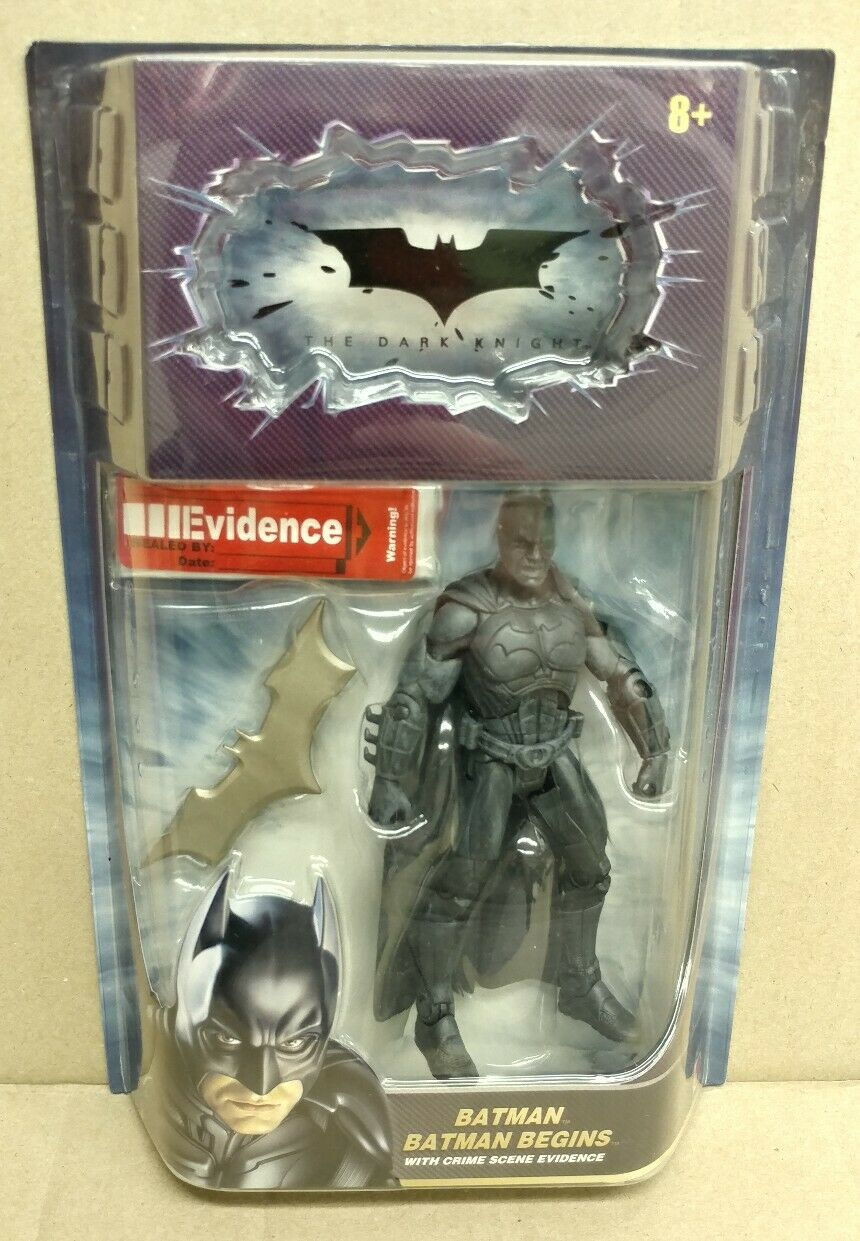 DC Movie Masters The Dark Knight Knight Knight BATMAN BEGINS Scarecrow VARIANT Action Figure 942d5a