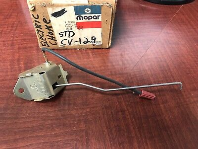 CHOKE THERMOSTAT 1973 DART CHARGER DUSTER FURY VALIANT DODGE TRUCK HOLLEY1BBL