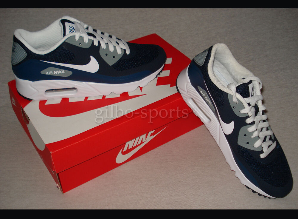 Nike Air Max 90 Ultra Essential Obsidian Blue Gr. 40 44 Neu 819474 404