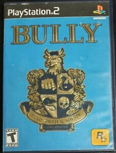 Bully-Sony-PlayStation-2-2006-Complete