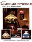 More Lampshade Patterns II : For 15 to 22 Diameter Shades by Randy A. Wardell (1986, Paperback)