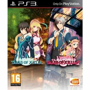 Tales-of-Xillia-Tales-of-Xillia-2-PS3-neuf-sous-blister-VF