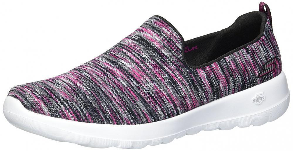 Skechers Women's Go Walk Joy-15615 Wide Sneaker