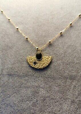 12 Colliers Chaîne Plate Bijoux DIY Fermoir à Mousqueton 45.72cm