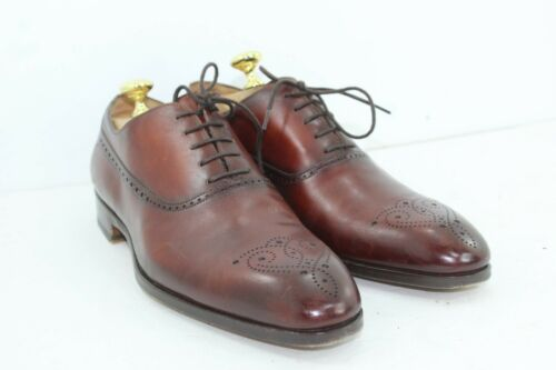 MAGNANNI OXFORDS RED BRICK SIZE  11 M MADE IN SPAI