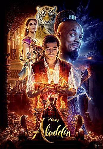 1000 Pieza Rompecabezas Aladdin Aladdin (51X73.5Cm) F S
