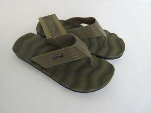 Combat Sandal Bath Slippers Flops Toe Post Beach Shoe Flip Beach Shoes Army