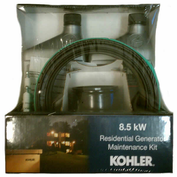 Generac 6482 Scheduled Maintenance Kit for Home Standby Generators ...