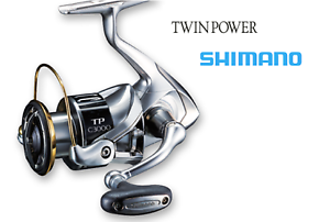 Shimano 15 Twin Power Spinning Reel Front Drag