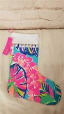 LILLY PULITZER CHRISTMAS STOCKING CYBER MONDAY GWP
