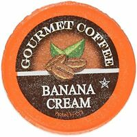 Smart Sips, Banana Cream Coffee, 24 Count For Keurig K-cup Brewers, New, Free Sh on sale