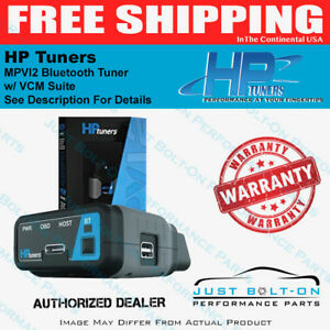 Details about HP Tuners MPVI2 Tuner + VCM Suite (VCM Editor & Scanner)  M02-000-02 - 2 Credits