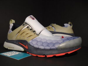 new arrival 7404e 3ff4c Image is loading 2000-OG-NIKE-AIR-PRESTO-USA-OLYMPIC-GREY-