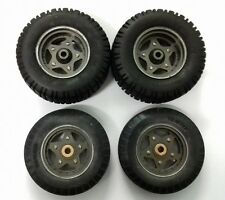 tamiya rough rider fav vintage wheels and tyres (see details) vgc sand scorcher