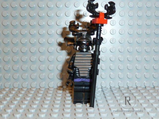 LEGO® Ninjago Figur Lord Garmadon mit Stab Waffe aus 70505 NEU