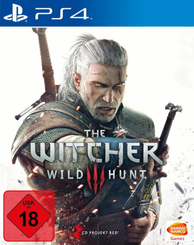 1 von 1 - The Witcher 3 - Wild Hunt [PlayStation 4]