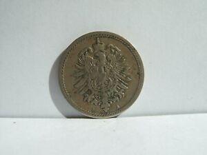 1874-A-Good-Condition-Berlin-Germany-Deutsches-Reich-5-Pfennig-coin