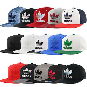 Image is loading ADIDAS-Originals-Thrasher-Chain-Snapback-hat-cap-Trefoil- 106422422e0