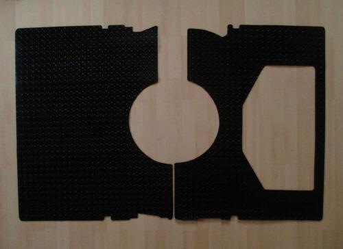 Schonmatte Fußmatte MB Trac 442  443-1100 1300 1400 1500 1600 1800 Turbo