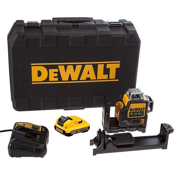 DEWALT DW089LG 12V Green 360-Degree Line Laser