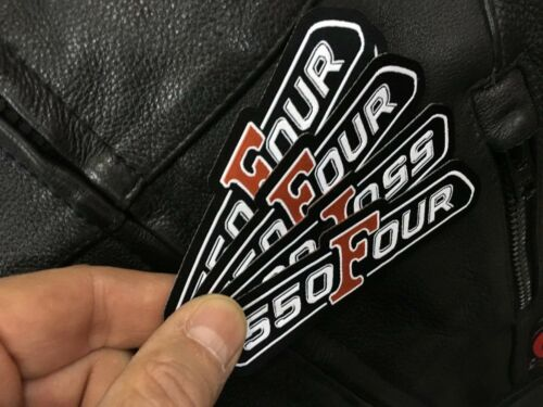 550 CB 550 EMBROIDERED SEW ON PATCH BADGE HONDA MOTORCYCLE CB550 FOUR CB550K