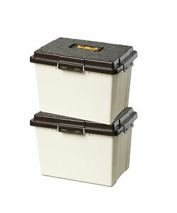 2er-Set-Rotho-Aufbewahrungsboxen-mit-Deckel-Transportkiste-Box-lebensmittelecht