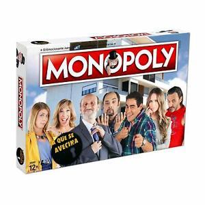 Hasbro-63454-Juego-de-mesa-Monopoly-de-La-que-se-avecina-Mas-de-12-anos