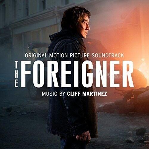 Cliff Martinez - Foreigner / O.S.T. [New CD] UK - Import