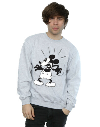 Disney Mickey Mouse Uomo Scared Felpa wHZSrqY7xZ