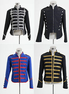 My-Chemical-Romance-Military-Parade-Jacket-Costume-4-colors-Custom-Made
