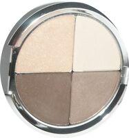 Kirkland Borghese Signature Eye Shadow Quad Browns Beige Cocoa Cream